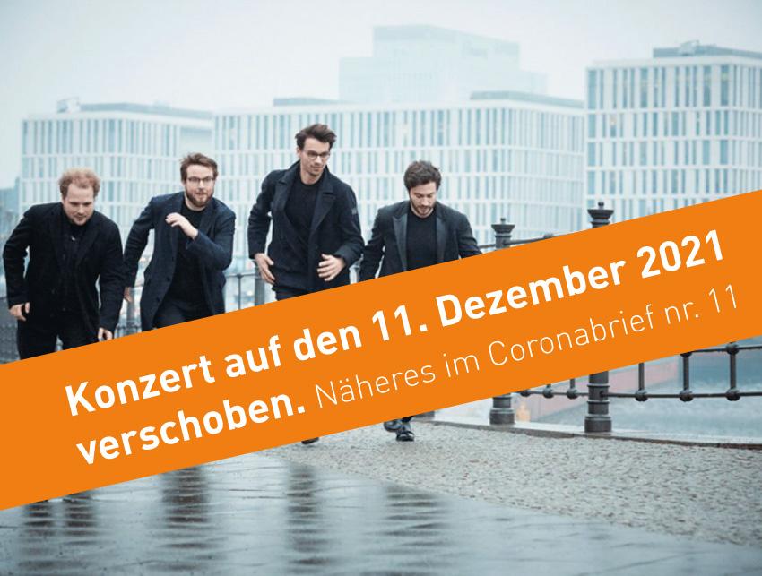 Konzert vom 16. Januar 2021